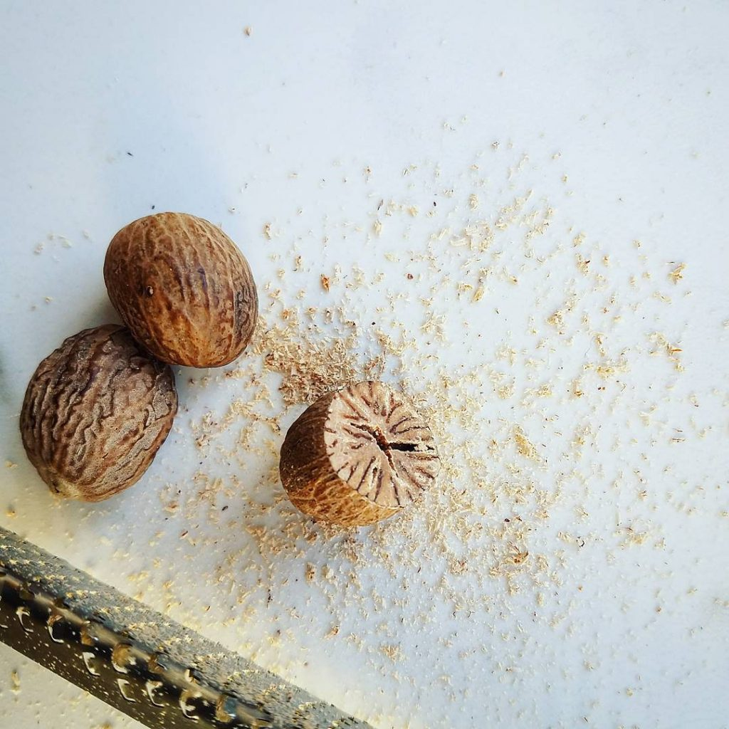 Nutmeg is about one of the only herbs which Ihellip