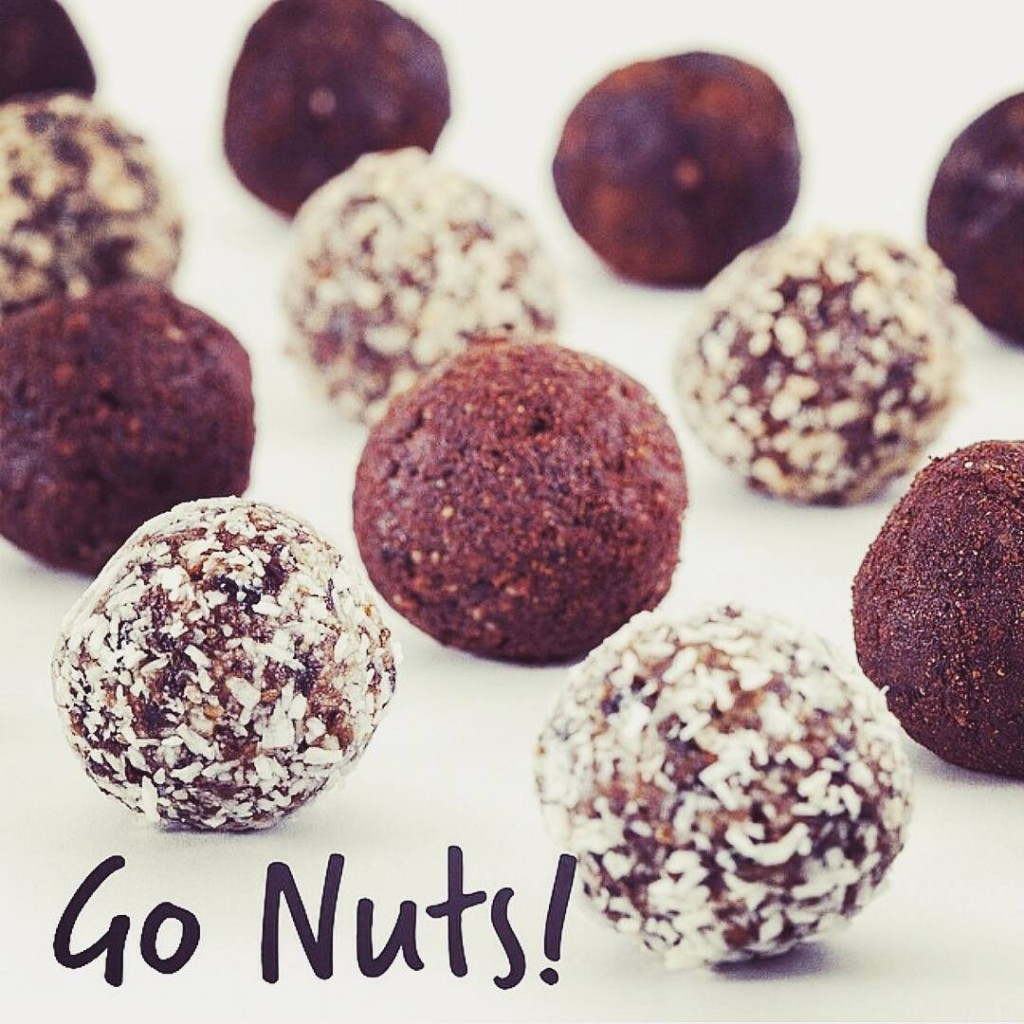 Go Nuts! are protein snack foods balanced nutritionally raw andhellip