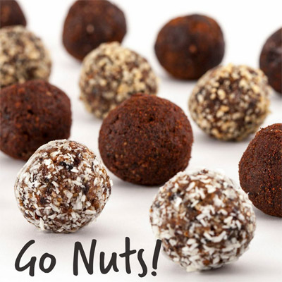 Protein snacks by Go Nuts!