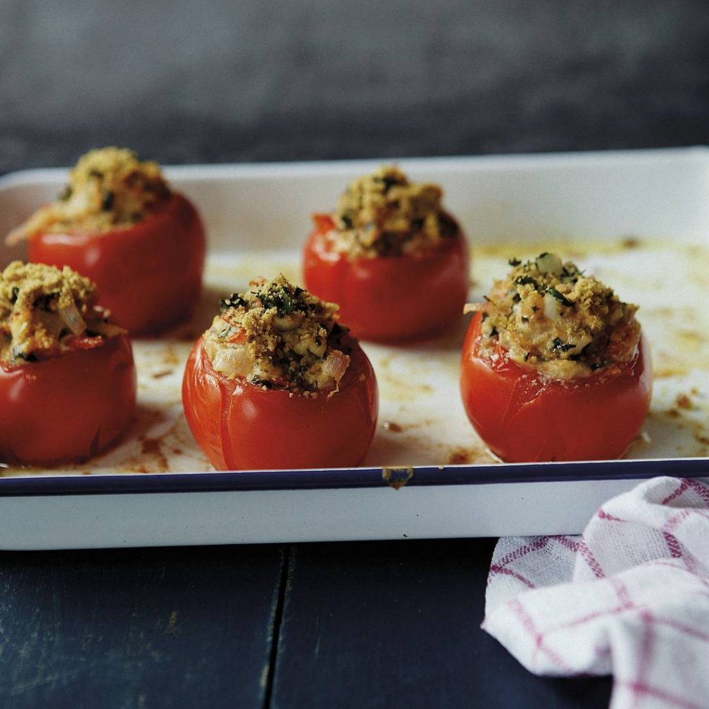 Tomatoes are such a lovely versatile vegetable They contain lycopenehellip