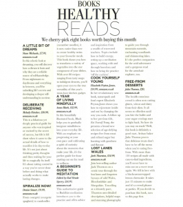 Natural Health oct 15