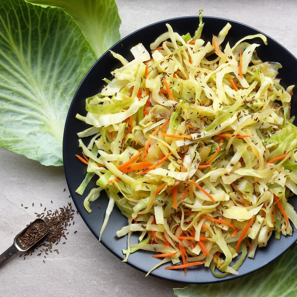 Cabbage & Caraway